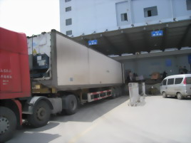 湖州长兴配载部调回程车配货车