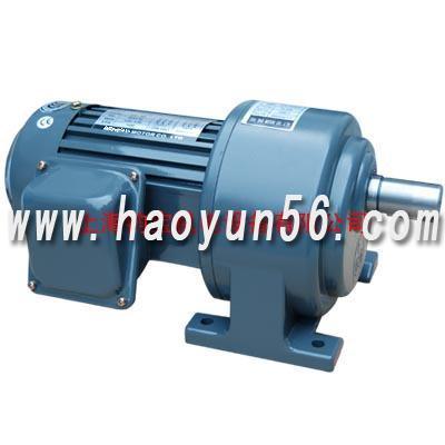上海钧宝电机制造有限公司供应升降机专用减速电机