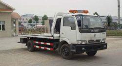 江特牌JDF5071TQZ型清障车(东风多利卡)