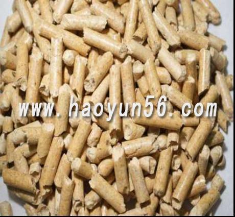 樟子松猫砂颗粒