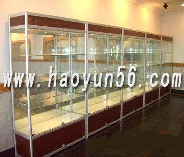 南京柜台玻璃柜台木制柜台玻璃展示柜