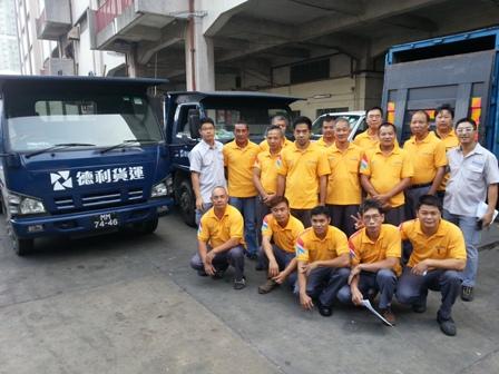 香港到澳门海运服务 澳门物流服务 港澳集装箱货运