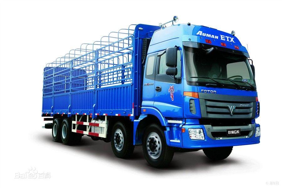 欧曼6系载货车