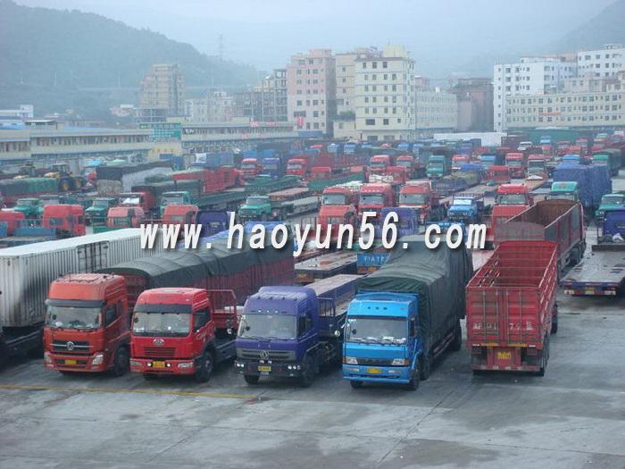 上海到北京物流专线