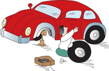 轮胎爆胎了怎么办?爆胎了应该如何处理?