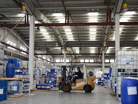 扩建项目危险品仓库钢结构施工组织设计