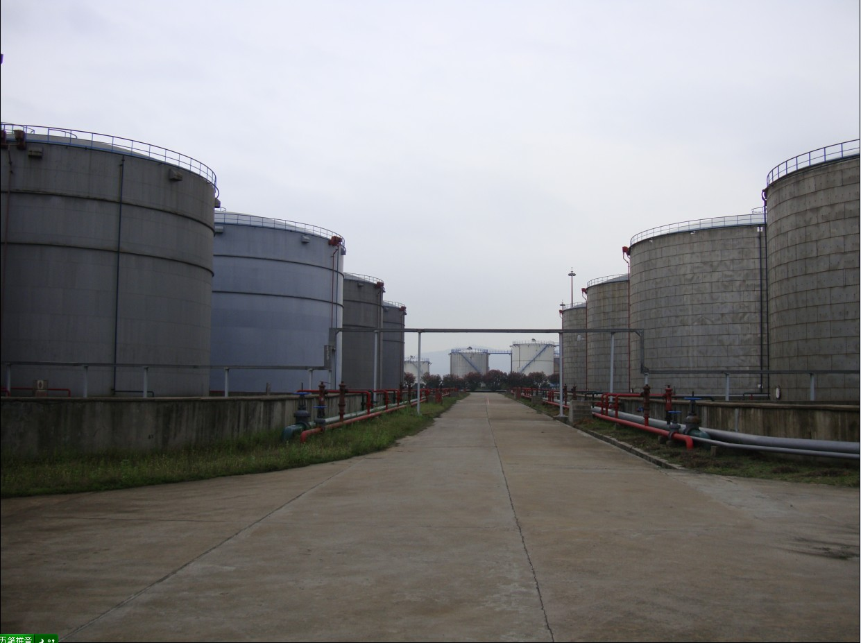 华南地区珠三角石油化工品仓储
