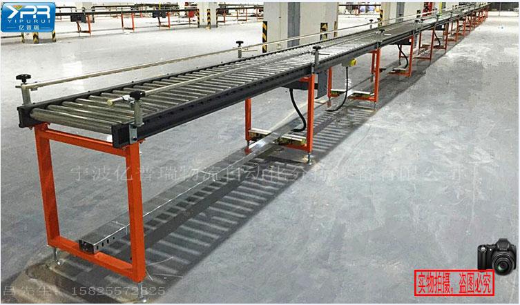 输送线传送机流水线辊筒托辊滚筒输送线装配线动力辊道输送机