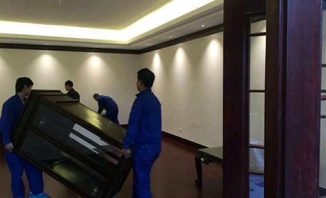 广州市大型实木搬运、拆装打包、首选广州人人搬家公司