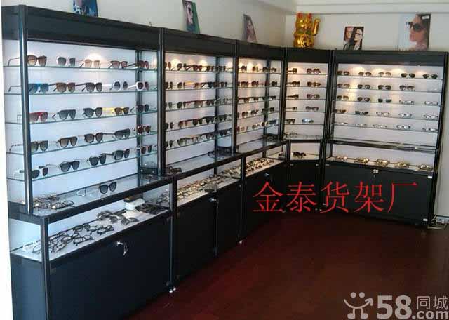 深圳金泰专业定制精品展示柜化妆品珠宝烟酒饰品手机等展示柜