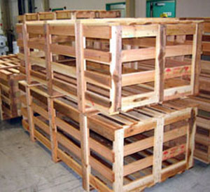 厦门专业定做木架,木箱,木托盘
