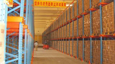 (图)南京百特金属制品有限公司出售贯通货架-好运