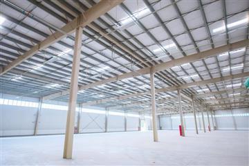 未央库房出租标准高台库提供仓配服务