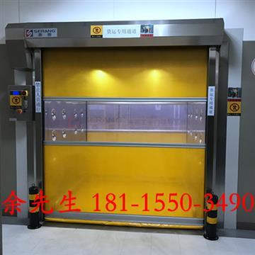 宁波不锈钢快速门、快速卷帘门厂家