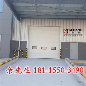 杭州保温滑升门、分节提升门厂家
