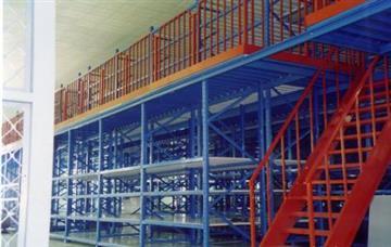 福州货架厂 仓库存储专用货架 福州阁楼货架定做批发