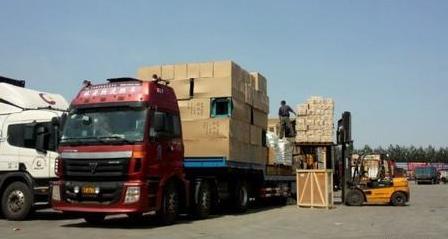 常州到上海物流货运