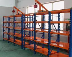 易达东莞货架厂专业制造EYDA悬臂型材货架