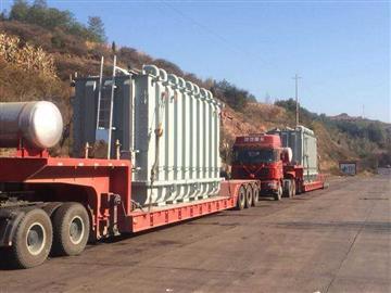 浙江金华大件机器设备物流运输公司18267000698