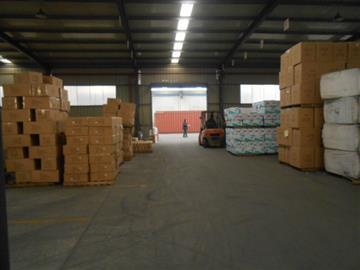 山东青岛仓储包装加固提供托盘缠膜包装服务