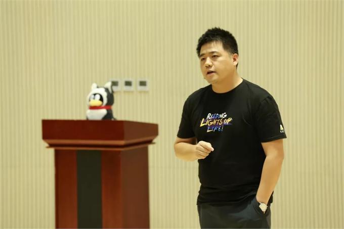 """樊登:创业最重要的是掌握""""反脆弱""""的智慧"""