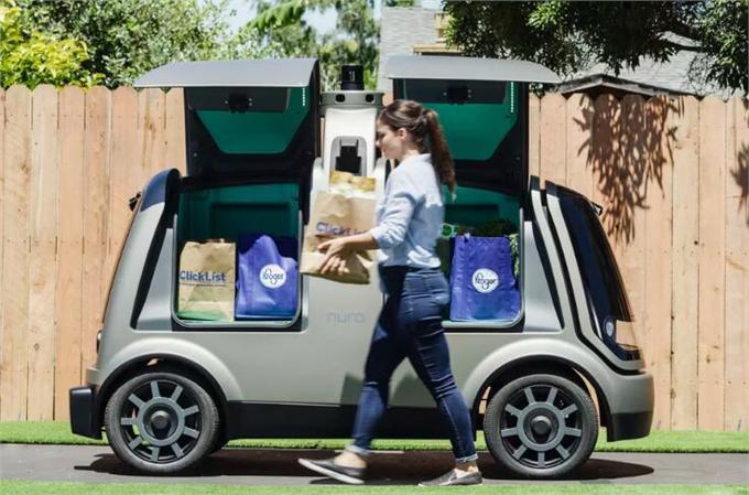 专注送货!谷歌老将创建无人交付初创公司Nuro 自愿发布安全