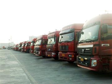 上海到秦皇岛整车物流配货公司