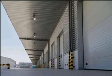 青浦15000平方米三边卸货平台仓库出租分拨中心