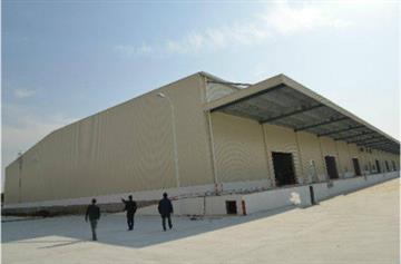 上海祝桥空港园区全单层仓库3万平带喷淋出租独门独院原房东物业
