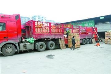 广州到 河池物流专线及货物运输-红顺物流专业