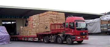 广州到广西东兴市物流专线及货物运输-红顺物流超快