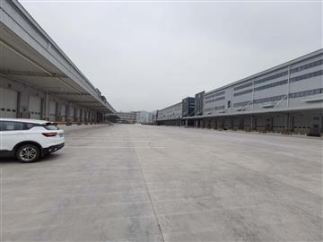义乌西站旁铁路口岸二区2000平仓库,可短租分租包柜装箱