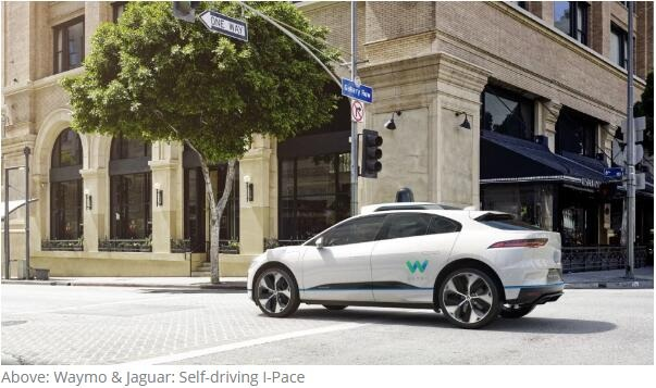 Waymo下月或在凤凰城推出商用无人驾驶出租车服务 与Uber展开正面交锋