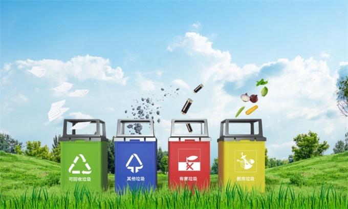 简单易行!北京垃圾分类新规:只分4大类 分不清的罚款
