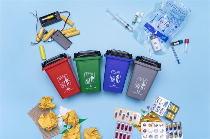 山西6月1日起正式实施垃圾分类,取消分散设置的垃圾桶